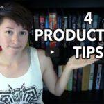 4 tipy na produktivitu