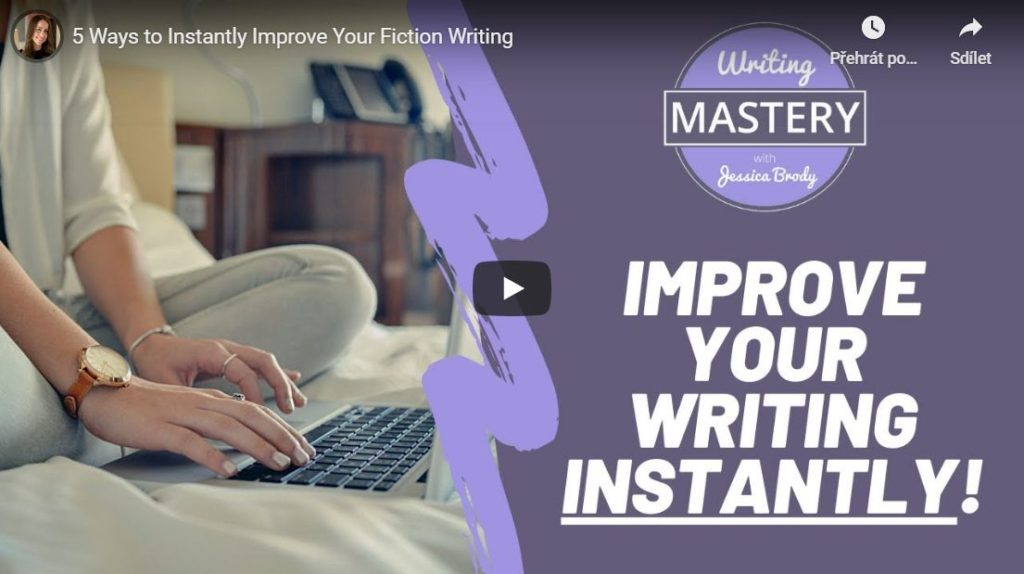 5 Ways to Instantly Improve Your Fiction Writing