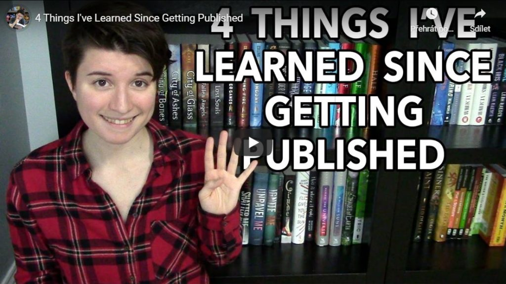 've Learned Since Getting Published
