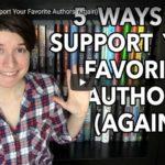 5 dalších způsobů, jak podpořit autora