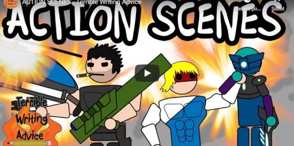 Akční scény
