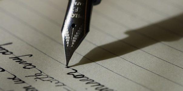 Píšete opravdu, nebo jen o psaní?