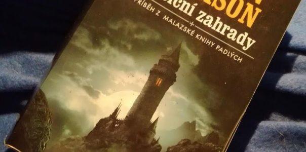 Malazská kniha padlých: Měsíční zahrady