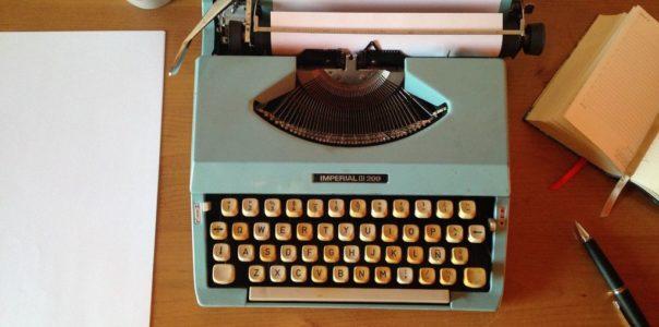 Snažit se být dobrým autorem je naprostá ztráta času