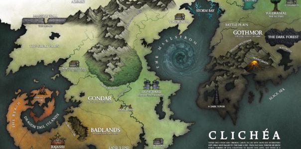 10 fantasy klišé a návrhy, jak je změnit