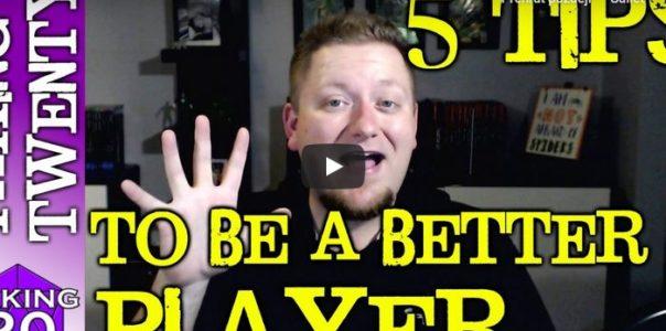 5 tipů jak být lepší hráč DnD