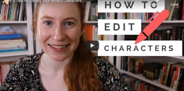 5 tipů pro editování vašich postav