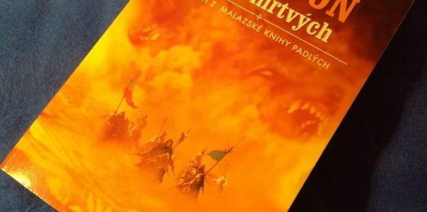 Malazská kniha padlých: Dům mrtvých