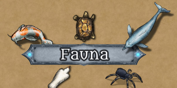 Namid: Fauna