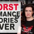 10 Worst Romance Tropes in Fiction